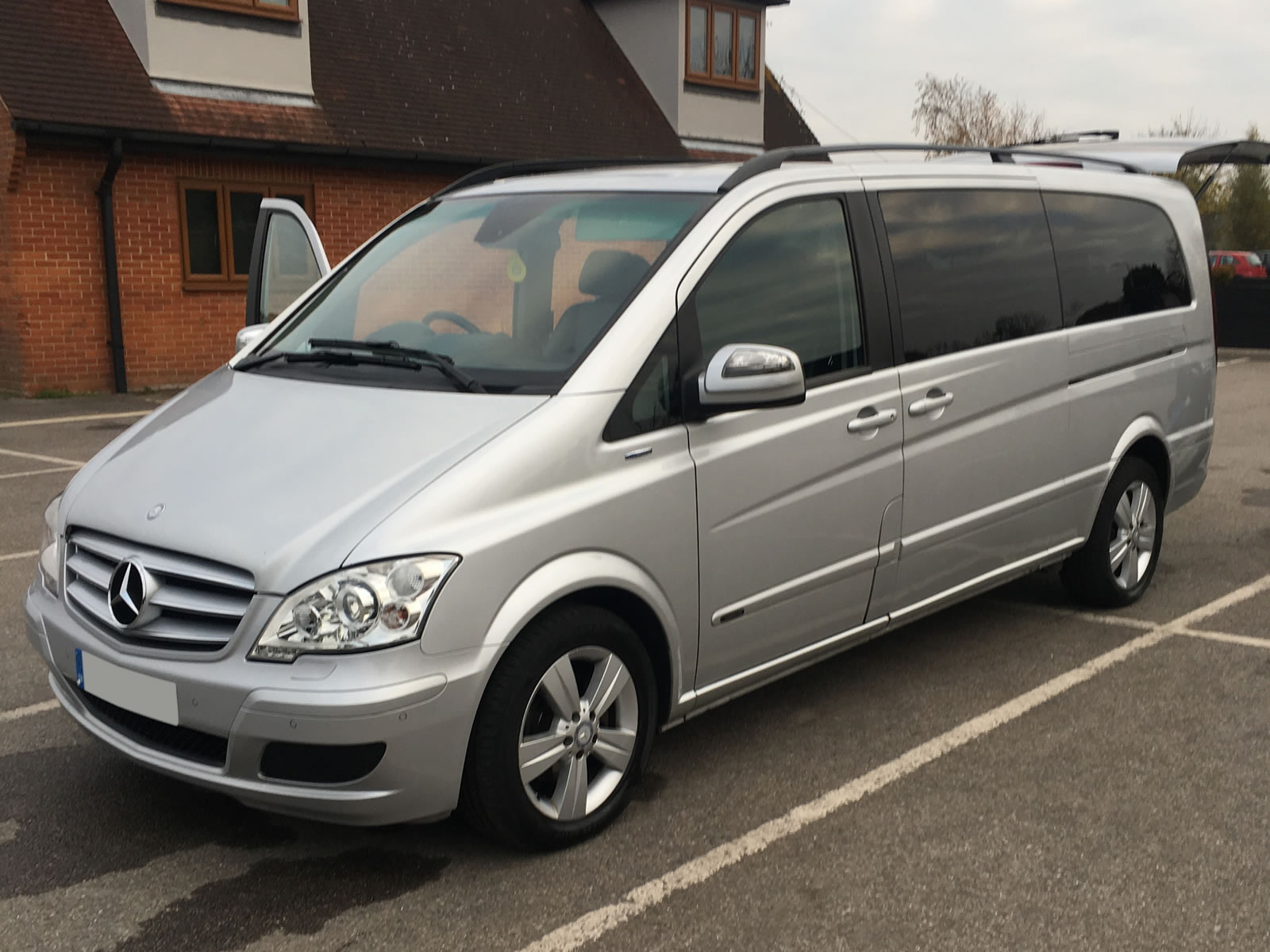 Mercedes Viano 7 Seater
